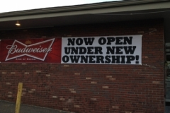 The New Ownership Sign