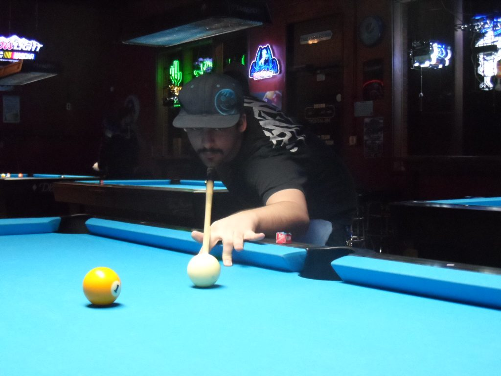 Home The Wreck Room Saloon - Play pool table near me
